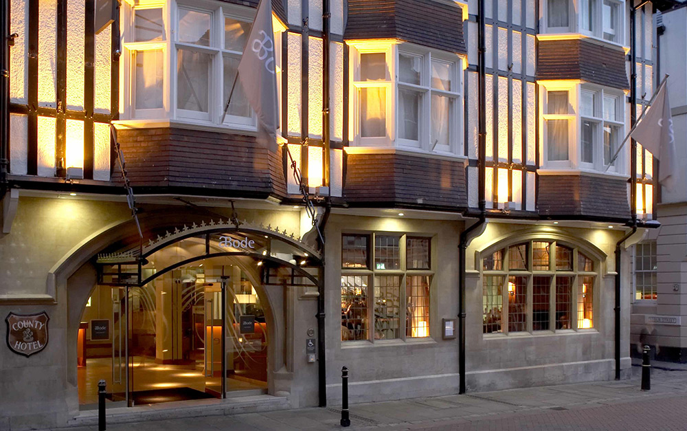 Hotels In Canterbury Uk